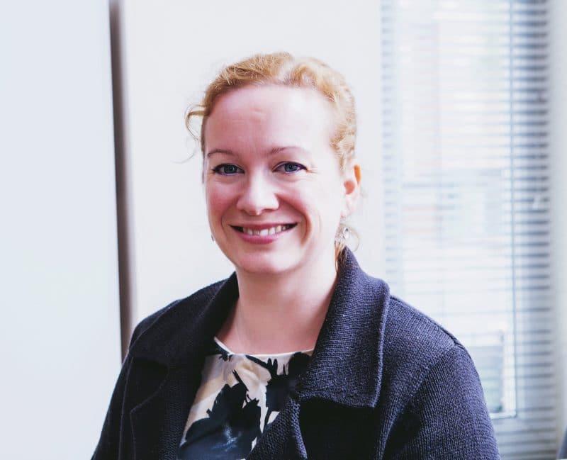 Edwina Mullins, Partner & Social Media Trainer