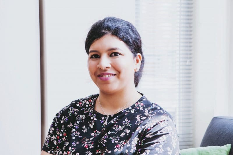 Pooja Shevade, Digital Marketing Executive