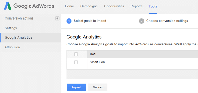 Smart Goals - Adwords Help