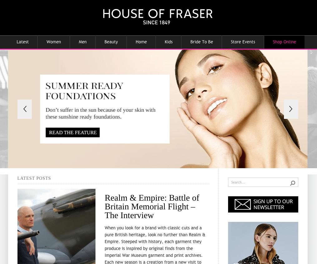 house-of-fraser-blog-2016