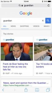 guardian-amp-pages