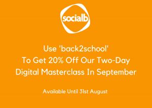 Digital Marketing Training Sale