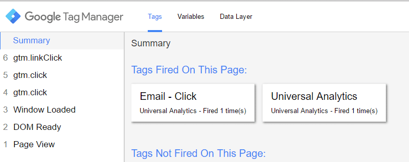 Google Tag Manager Event Tracking Set up 15