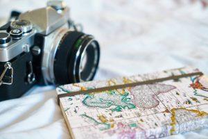 Travel Camera map