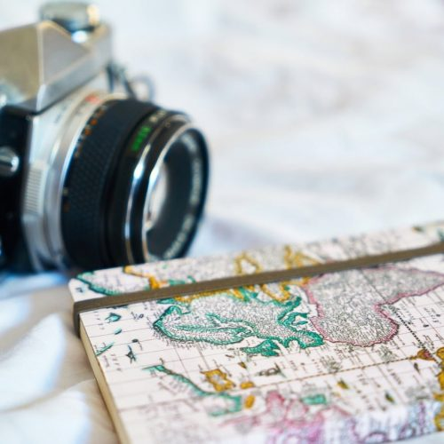 Travel Camera map