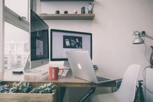 mac desk office