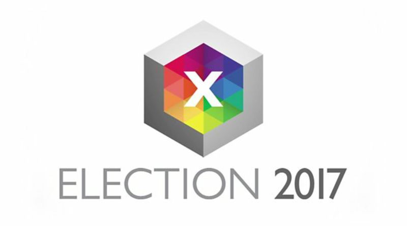 General election 2017 logo