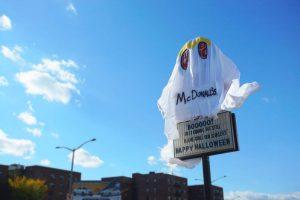 Burger King Halloween 2016