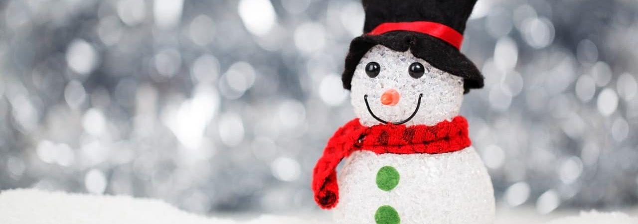 Christmas Snow Snowman