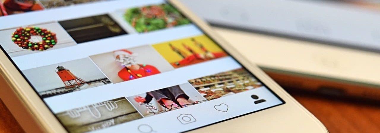 Instagram Social Media Christmas