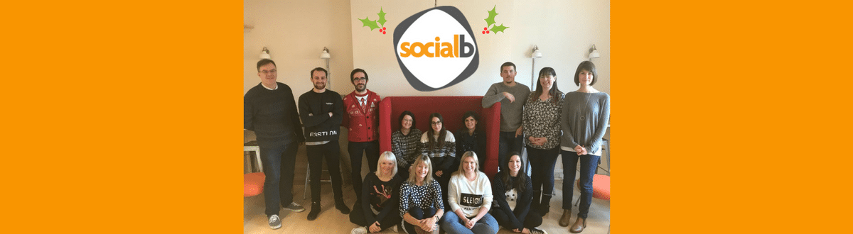 SocialB 2017 In Review