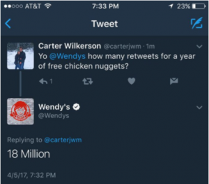 Going Viral Nuggs