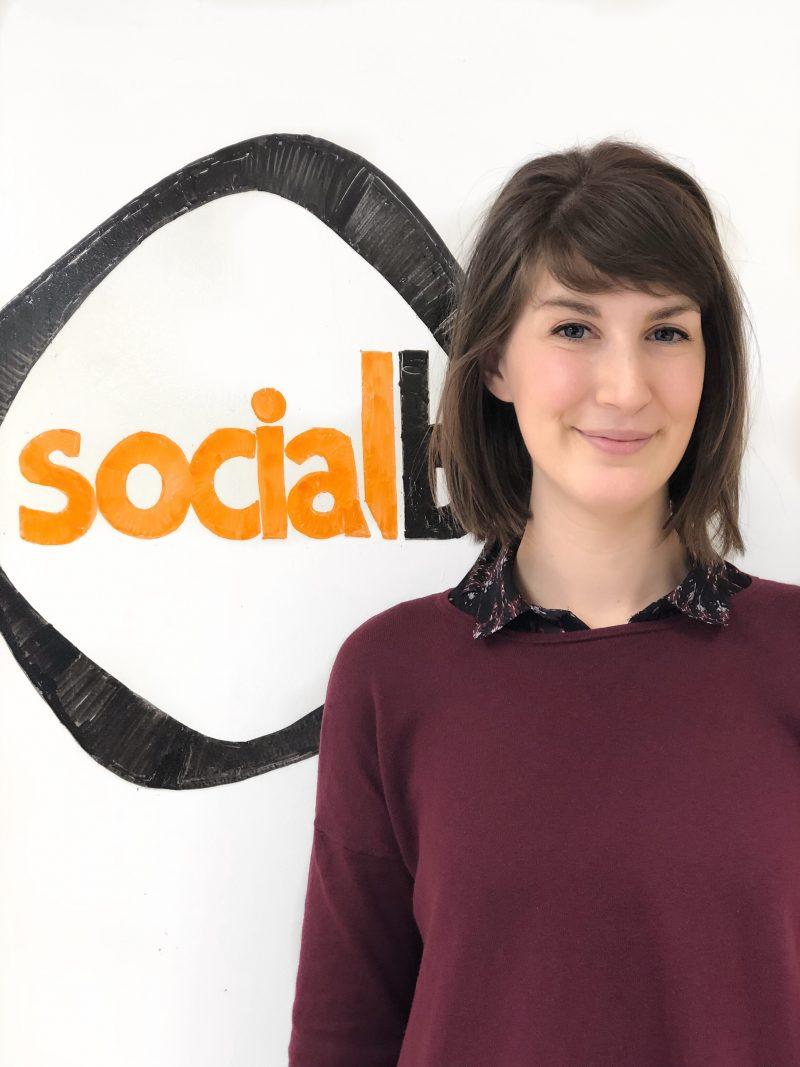 Beth Blake, Digital Marketing Executive
