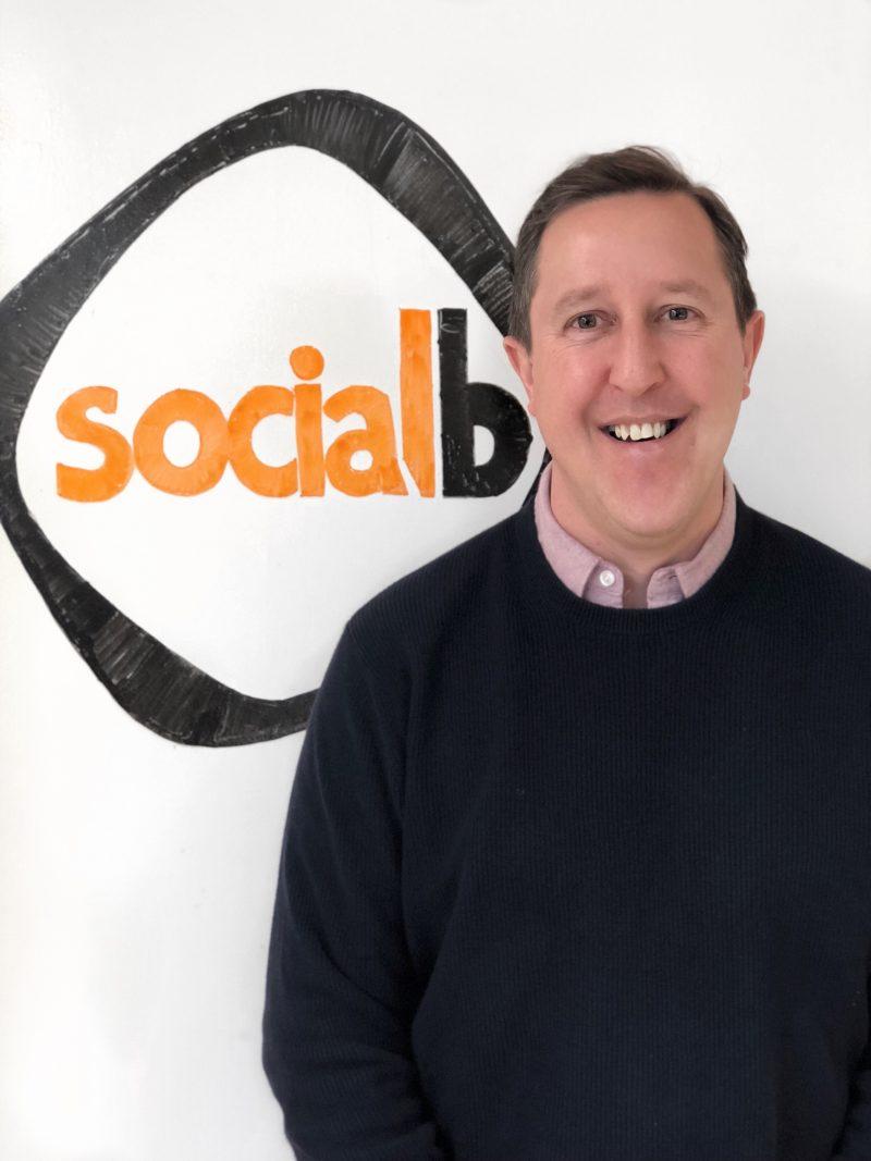 Ed Goodman, Partner & Social Media Trainer