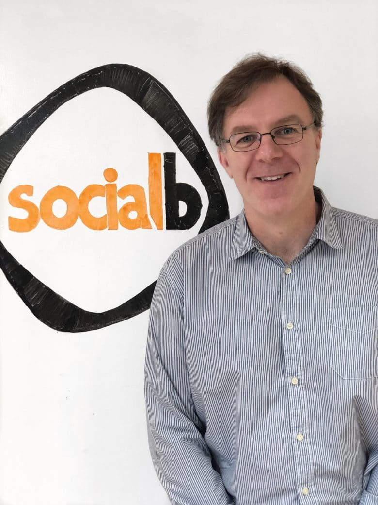 Simon Badman Partner & Social Media Trainer SocialB