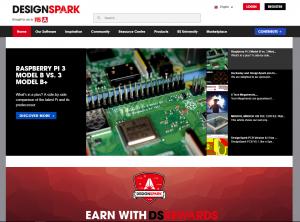 DesignSpark screen shot