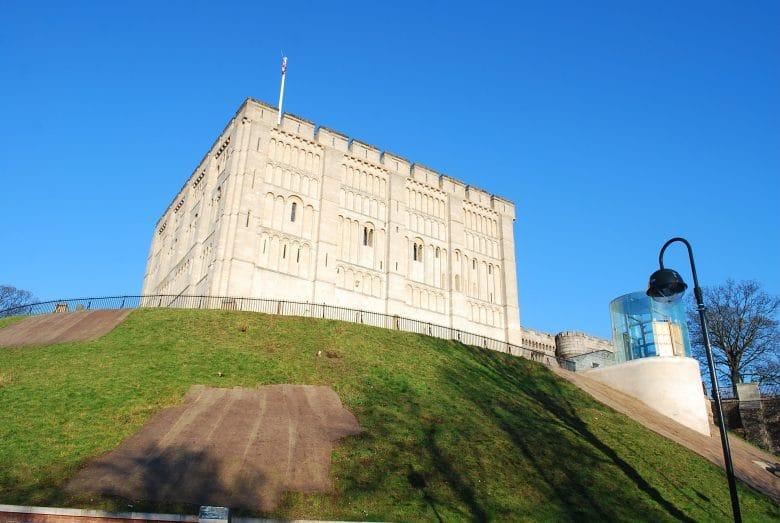 The Castle, Norwich