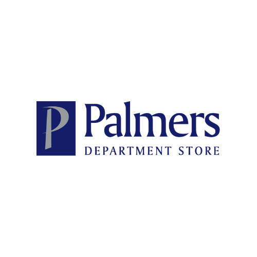 Palmers Department Store Client Logo