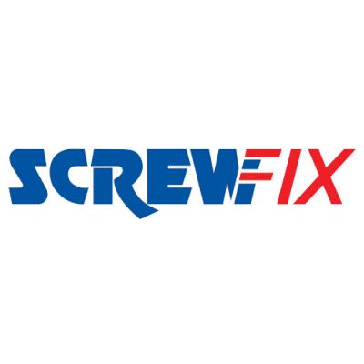 Screwfix Client Logo
