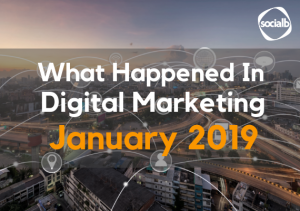 What's Happening In Digital Marketing This Week