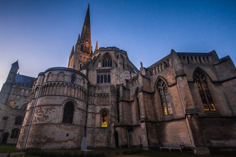 Cathedral Norwich