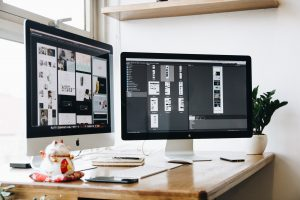 Web Design In Process Cambridge
