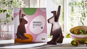 Ikea flat back bunny