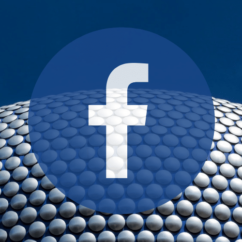 Birmingham selfridges and facebook logo