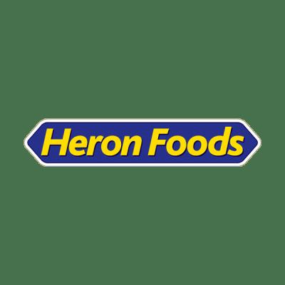 heron foods logo