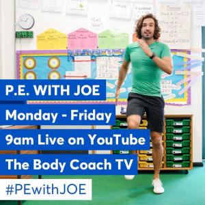 Free PE with Joe
