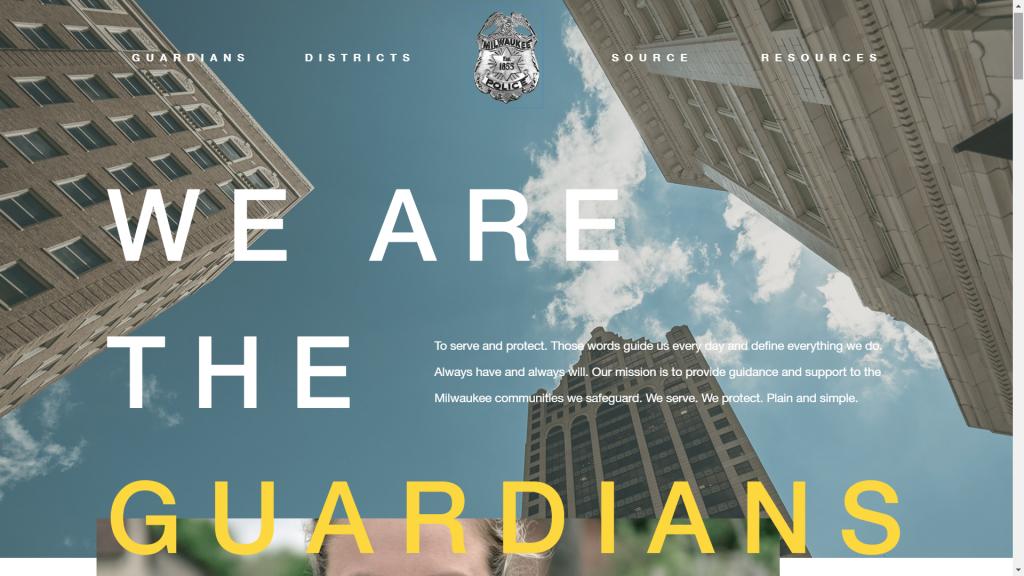 Milwaukee police website